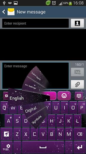 紫星河键盘