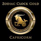 CAPRICORN - Zodiac Clock