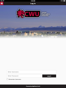 CWU Mobile - screenshot thumbnail