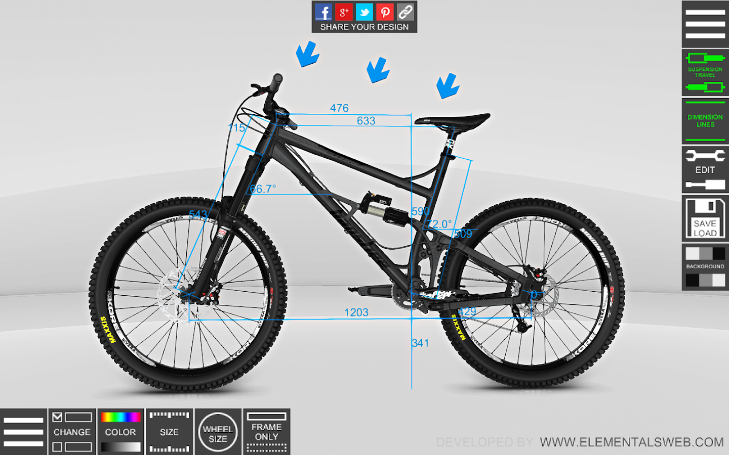 House Builder Software Bike 3d Configurator Android Apps On Google Play