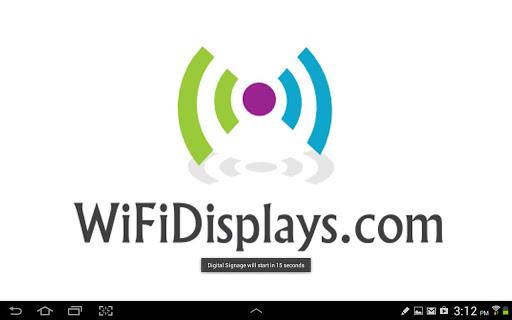 WiFiDisplays Home