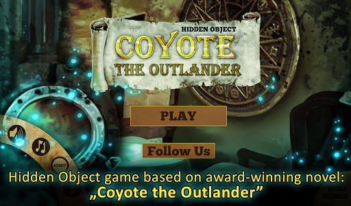 Coyote the Outlander - Premium