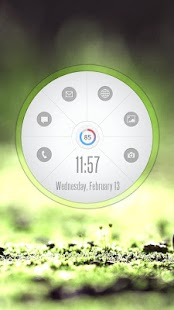 Circle Launcher HD UCCW SKIN - screenshot thumbnail