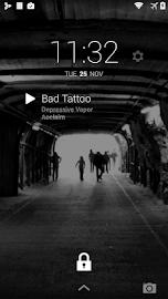 DashClock Music Extension Screenshot 1