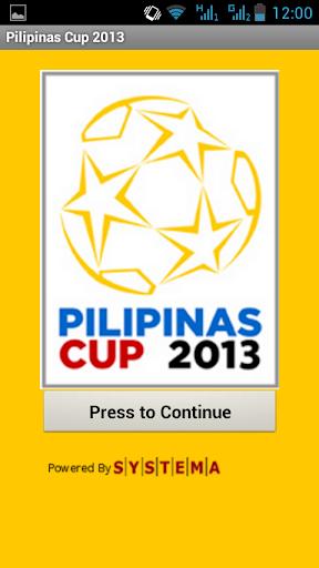 Pilipinas Cup 2013
