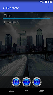 RoadWriter for Songwriting - screenshot thumbnail