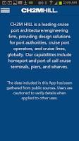 Screenshot of Cruise Ship Data