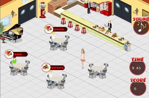 Restaurante Juegos de Cocina.