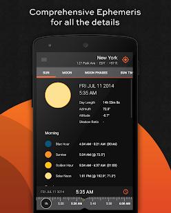 Sun Surveyor (Sun & Moon) - screenshot thumbnail