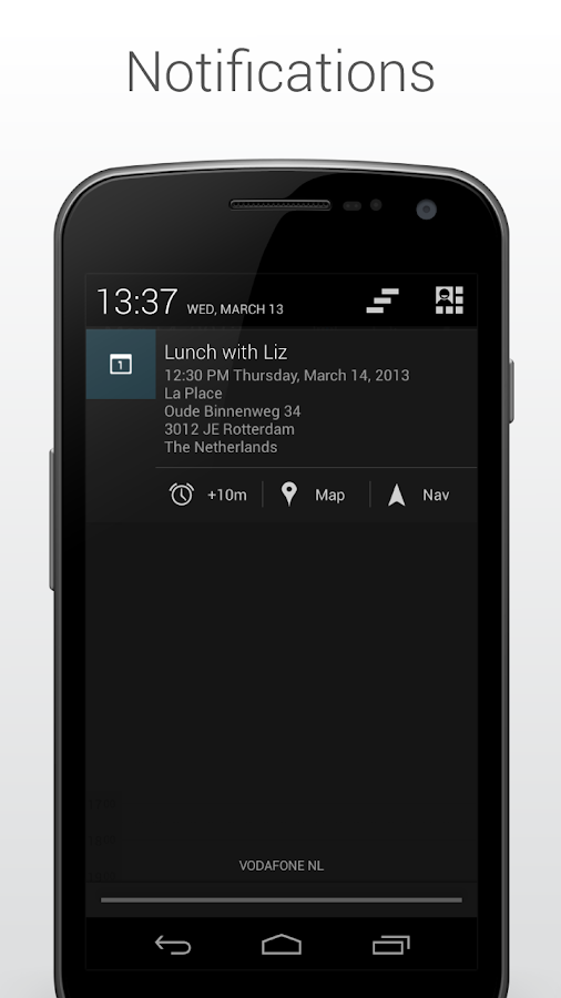 DigiCal Calendar & Widgets - screenshot