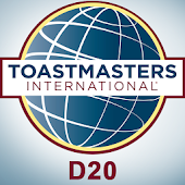 District 20 ToastMasters