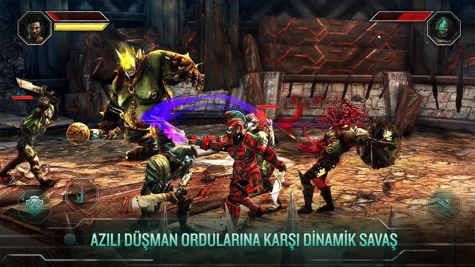 Godfire Rise of Prometheus v1.0 APK Full indir