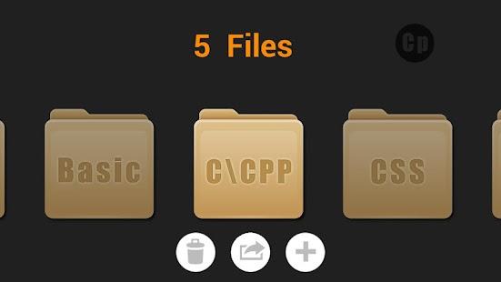 CodePad Pro Screenshot 1