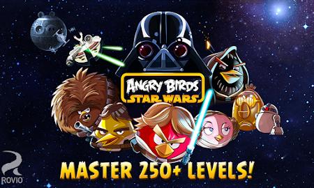 Angry Birds Star Wars HD Screenshot 1