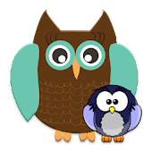 Photo Decorate Owl Stickers 1