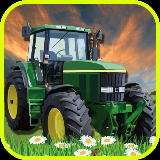 拖拉機遊戲 休閒 App LOGO-APP試玩