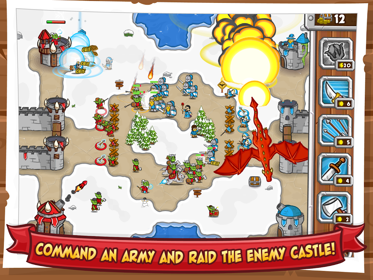 Castle Raid 2 - screenshot