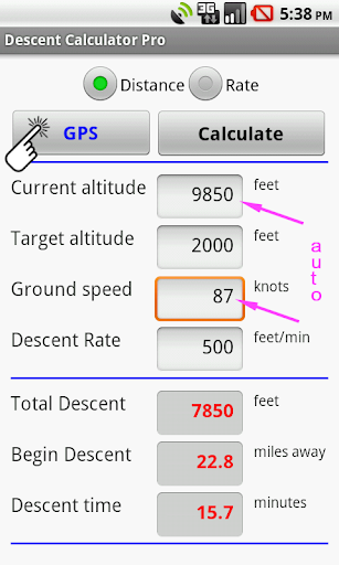 【免費工具App】Airplane Descent Calculator PR-APP點子