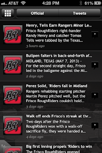 Frisco RoughRiders Baseball - screenshot thumbnail