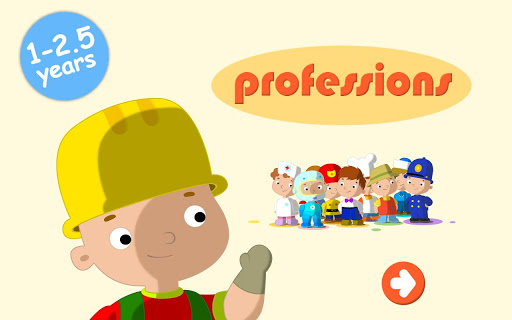 Pictures Book Professions Lite