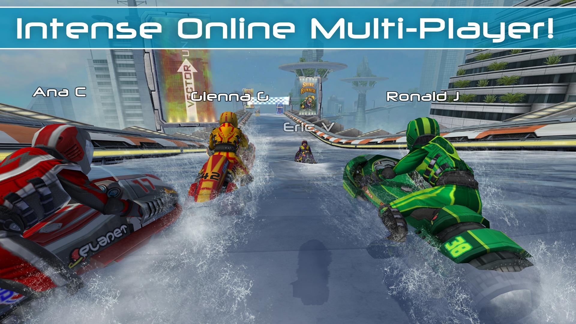 Riptide GP2 screenshot #2
