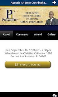 Preachers Trainer - screenshot thumbnail