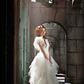 I alone by Tim Kek - Wedding Bride (  )
