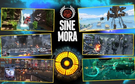 Sine Mora Screenshot 2