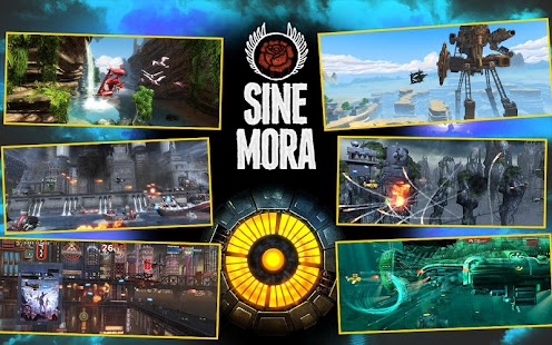 Sine Mora Screenshot 15