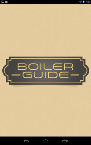 BoilerGuide