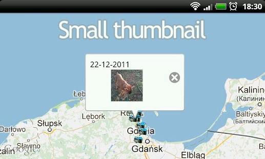 Your Photo Map- screenshot thumbnail