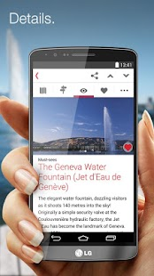 City Guide Genève- screenshot thumbnail