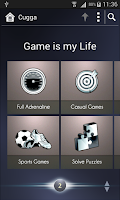 Screenshot of Cugga : Game & App Downloads