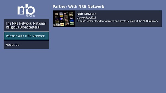 NRB Network - screenshot thumbnail