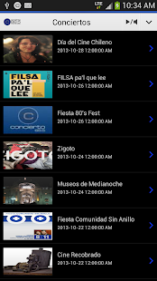 Radio Concierto - Chile - screenshot thumbnail