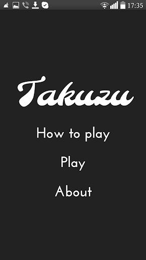 Takuzu - Binary Puzzle
