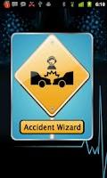 Screenshot of Auto Accident App