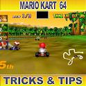 Mario Kart 64 Tricks logo
