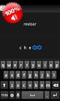 Screenshot of Speeq Spanish | English free