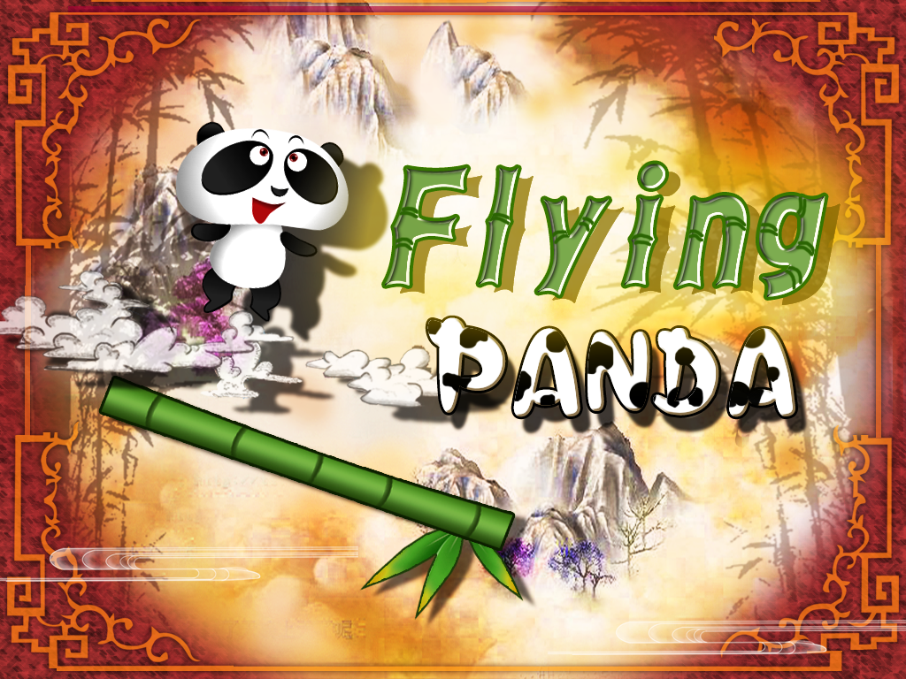 Fly Panda Fly - screenshot