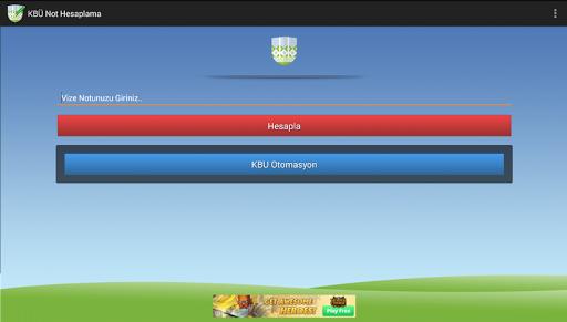 【免費教育App】KBÜ Not Hesaplama-APP點子