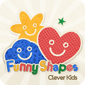 Funny Shapes for Kids