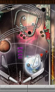 Pinball Deluxe- screenshot thumbnail