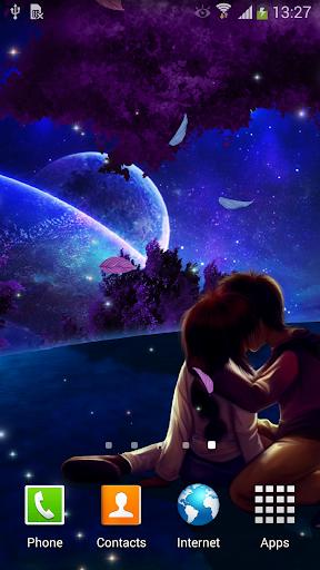 Love Story Live Wallpaper Free