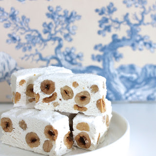 Nougat Icing Recipes.