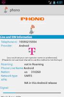 Screenshot of Phono