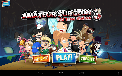 Amateur Surgeon 3 v1.43