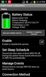 Power Guard - Battery Saver - screenshot thumbnail