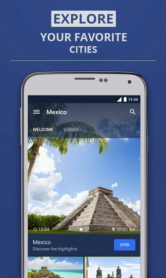Mexico Premium Guide - screenshot