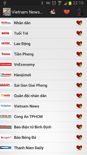 Việt Nam Báo Và Tin tức